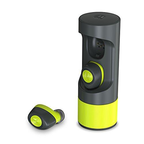 Motorola VerveOnes+ ME - Music Edition absolut kabellos, wasserdicht Stereo Smart in-Ear - Grün Lime