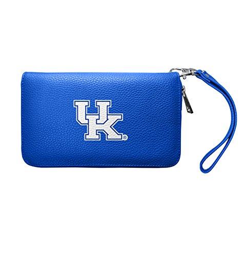 Littlearth NCAA Kentucky Wildcats Zip Organizer Pebble Wallet -