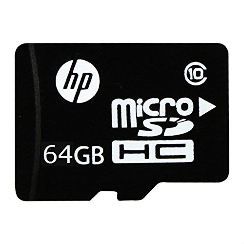 HP Micro SD 64GB class 10 memory card with Adapter with speed upto 90MB/s