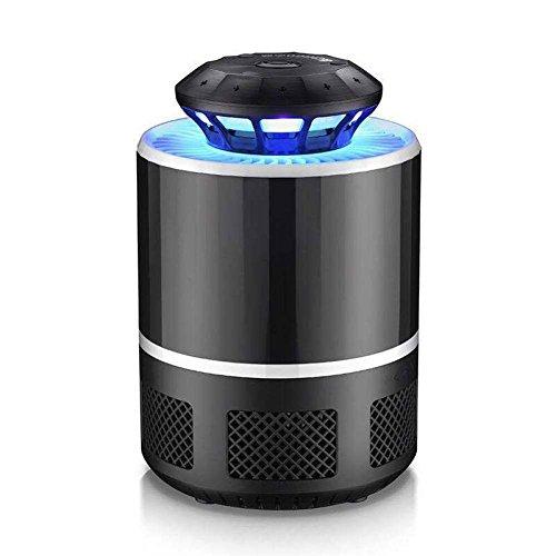 XINYU Zapper Licht Katalysator LED Hause Ohne Strahlung Stumm Baby Schwangere Frauen Elektronische Mückenschutz Moskito Killer,Black