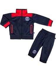 Survêtement PSG - Collection officielle Paris Saint Germain - Taille bébé garçon