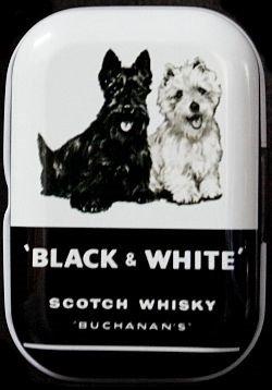 Treasure Boxes Small Black Amp White Buchanan S Scotch Whisky Dogs Mint Tin Pill Box Pill Box Mint Box Small Money Box Buy Online In Antigua And Barbuda At Antigua Desertcart Com Productid