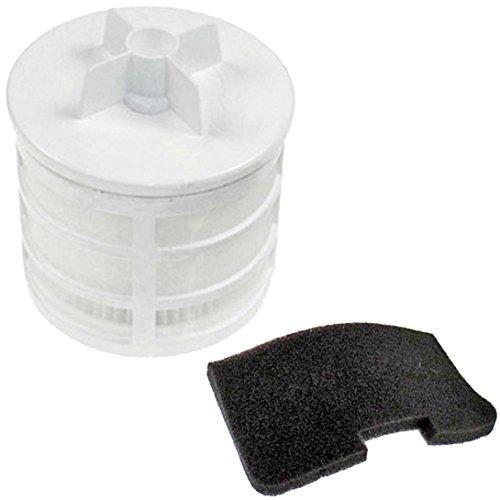 Spares2go U66-Typ Pre & Post Motor HEPA Filter-Kit für Hoover Sprint Staubsauger (Amp Motor)