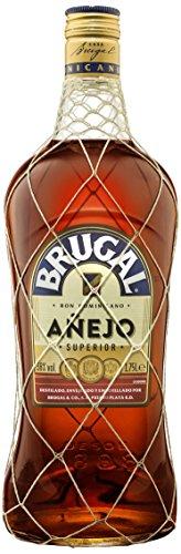 Brugal Añejo Botella de Ron - 1.75 L