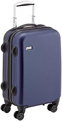 Bugatti Bags  Maletas y trolleys, 55 cm, 44 L, Azul