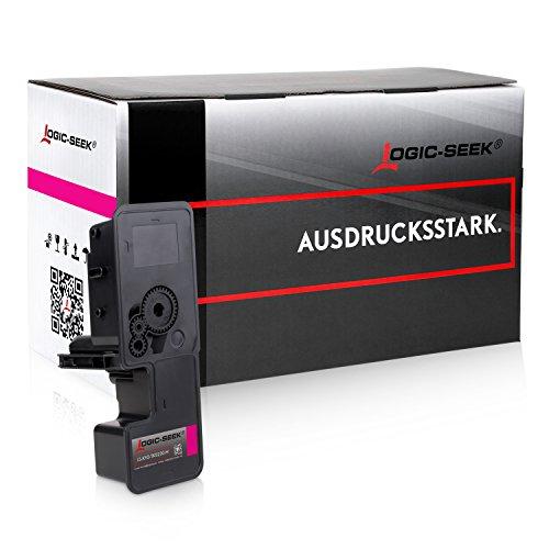 Preisvergleich Produktbild Logic-Seek Toner Kompatibel zu Kyocera TK-5230 für Kyocera Ecosys M-5521cdn M-5521cdw P-5021cdn P-5021cdw - Magenta 2.200 Seiten