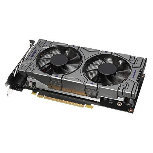 Preisvergleich Produktbild GTX1050 GDDR5 2-GB-Grafikkarte mit 256-Bit-Grafikkarte und Lüfter für NVIDIA - Schwarz