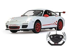 Jamara Porsche GT3 RS Remote Controlled Car - Juguetes de Control Remoto (Alcalino, AA, 319 mm, 139 mm, 97 mm, 574 g)