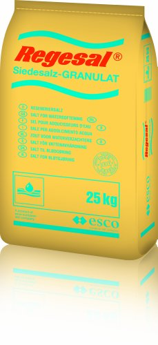 Regesal® Siedesalz Granulat - Regeneriersalz - 25 kg - 1 Sack