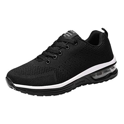 Unisex Laufschuhe Turnschuhe Sneaker Fliegen Mesh Sportschuhe Herren Damen Joggingschuhe Atmungsaktiv Sommerschuhe Fitnessschuhe,ABsoar