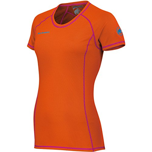 Mammut Damen T-shirt Jungfrau Orange