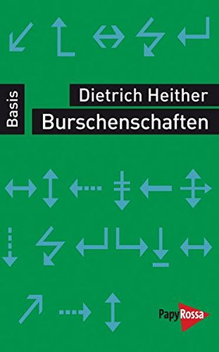 Burschenschaften. Basiswissen Politik/Geschichte/Ökonomie
