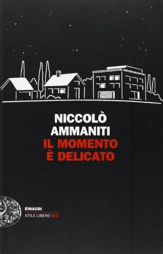 Il momento è delicato par Niccolo Ammaniti