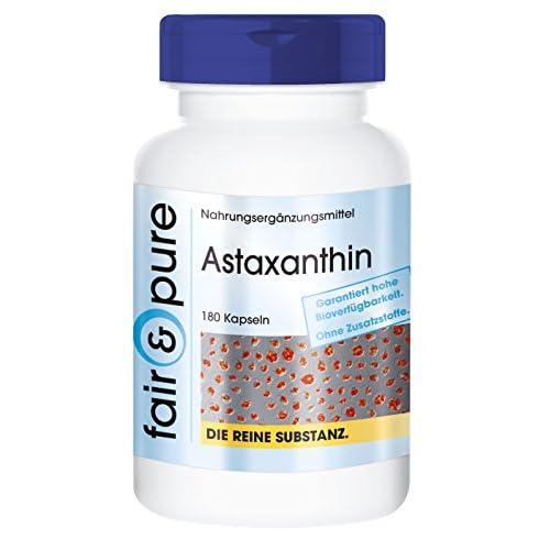 41lJlVu1A0L. SS500  - Astaxanthin 14mg - microencapsulated -180 Capsules