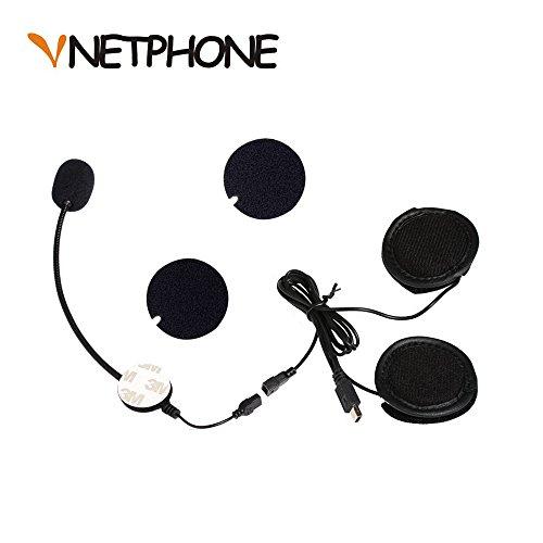 vnetphone-micrfono-auriculares-para-v8-motos-casco-bluetooth-intercomunicador-interphone
