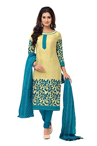 NAI DISHA SALWAR KAMEEZ DRESS MATERIAL-Silver-BAALAR1604-VM-Cotton