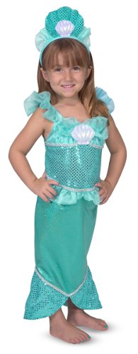 Doug Mermaid Role Play Costume Set by Unknown ()