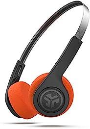 JLab Audio Rewind Cuffie Bluetooth Retro - Cuffie Wireless Con Riproduzione Audio EQ3 Personalizzata, Pausa de