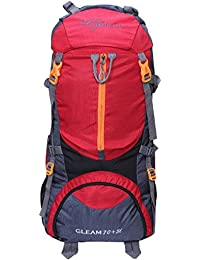 9a5914fb39 Gleam 0109 Climate Proof Mountain Rucksack Hiking   Trekking Campaign Bag Backpack  75