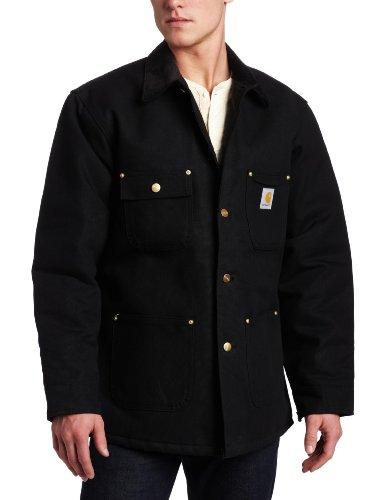 Duck Chore Coat - Farbe: Black - Größe: 36 / XS Schwarz