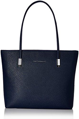 Lino Perros Women\'s Handbag (Blue) (LWHB02001BLUE)