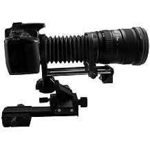 Fotga lente macro fuelle de dispositivo + 4Vías Macro enfoque Cruz trineo Rail para Nikon F–Mount película lente de dslr slr D1H D1D2D2Hs D2X s D2S D3D3s D3x D40D40x D60D70D70S D80D90D100D200D300D300s D700D3000D5000