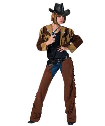 Pierro´s Kostüm Country Jacke Tenessee Dame Größe (Kinder Kostüme Country)