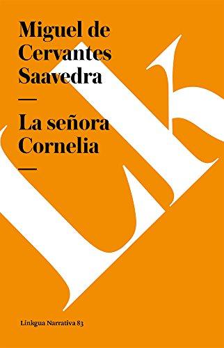 La Senora Cornelia Cover Image