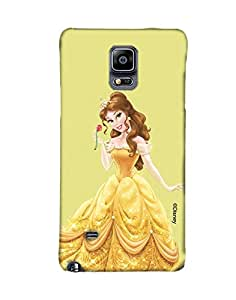 Pick Pattern with Exclusive DISNEY Characters Back Cover for Samsung Galaxy Note 4 SM-N910H
