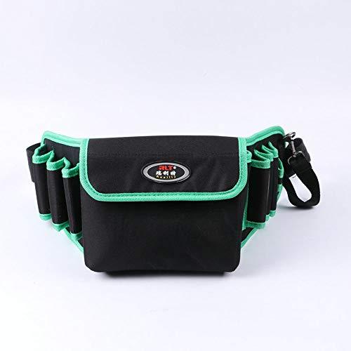 ZRK Rayleigh Six-In-One Canvas Kit Thickening Encryption Hardware  Multi-Function Maintenance Electrician Bag Taschen können bei jeder Tasche  bewacht