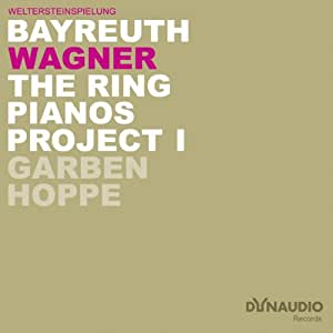 Wagner - The Ring Pianos Project