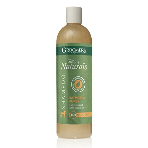 Groomers Oatmeal and Honey Shampoo 500ml