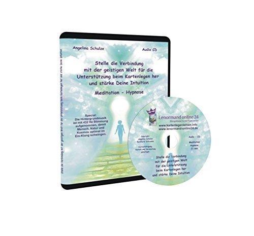 meditation-hypnose-stelle-die-verbindung-mit-der-geistigen-welt-fur-die-unterstutzung-beim-kartenleg