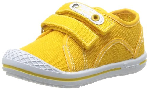 Chicco Elio, Baskets mode mixte enfant Jaune (610)