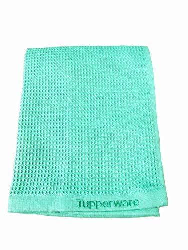 Tupperware panno vetro in microfibra turchese 7411