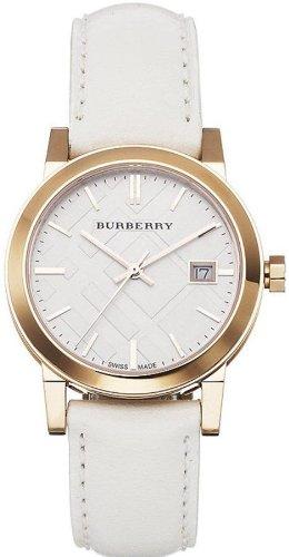 BURBERRY BU9108 - Reloj para Mujeres, Correa de Cuero