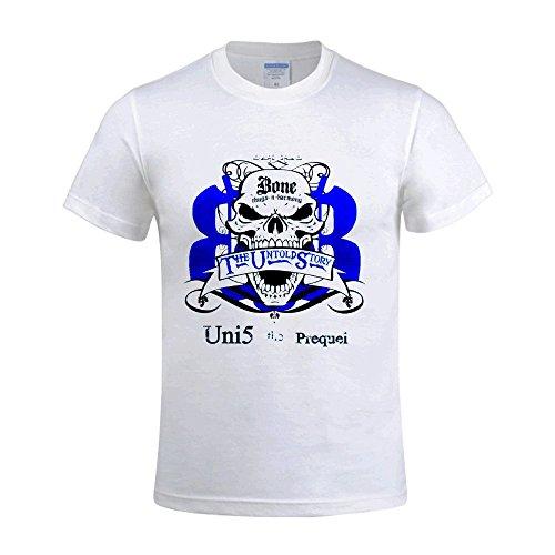 Bone Thugs N Harmony Uni5 The Prequel T Shirt Men Funny Crew Neck Large