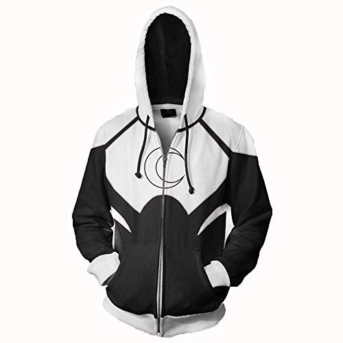 n Knight 3D Gedruckt Pullover Hoodie Cosplay Anime A-M ()