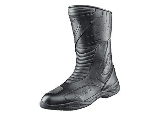 HELD Stiefel CORBI Motorradstiefel wasserdicht mit Knöchelschutz schwarz Größe (Stiefel Held)
