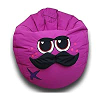 ‏‪Relaxsit Monsters Bean Bag - Purple‬‏