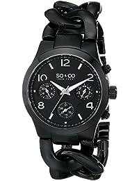 SO & CO New York Reloj 5013.7 Negro
