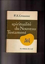 Spiritualité du Nouveau Testament