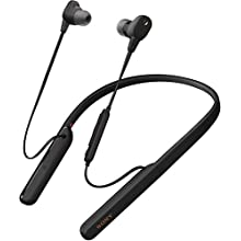 Sony WI-1000XM2 Wireless Noise Cancelling In-Ear Headphones Black