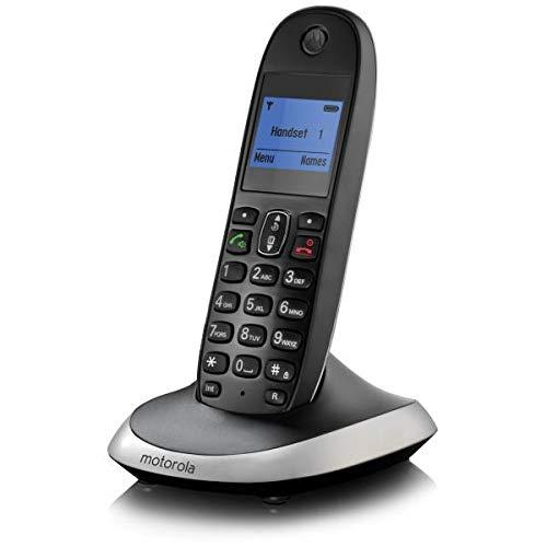 TELEFONO MOTOROLA C2001 NEGRO M LIBRES