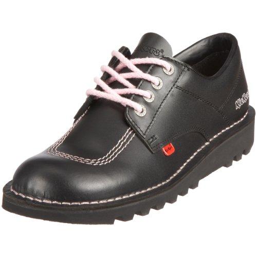 Kickers Kick Lo W Core, Chaussures de ville à lacets pour femme