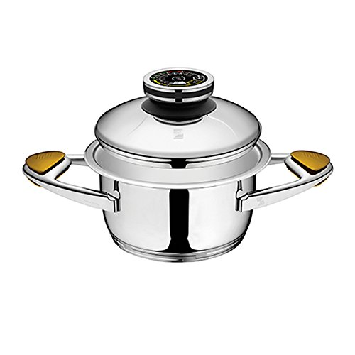 Zepter COOK ART Casserole - High-Performance Cooking Pot Ø 16 cm, 1.5 L - Masterpiece Cookware Z-1615