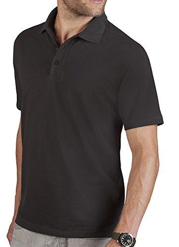 Poloshirt 60-40 Herren Graphit