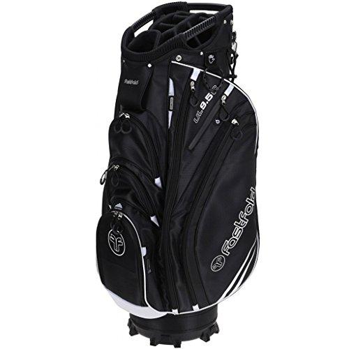 Ben-Sayers-Tour-Steel-V5-Mens-Full-Golf-Set-2017-Stunning-Fast-Fold-Cart-Bag-Golf-Clubs-Set-New