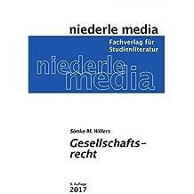 Gesellschaftsrecht: 2017