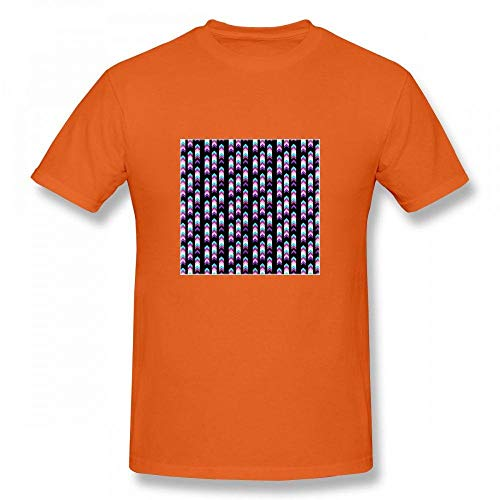 4753be41 Pink orange purple shirts the best Amazon price in SaveMoney.es